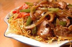 Chinese Beed Lo-Mein